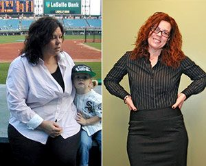 Diet Success Stories: How I Lost Weight – Melissa Blickem