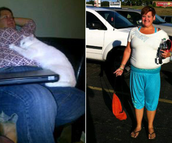 I Lost Weight: Melissa Dunn Overcame A Painful Past And Lost 135 Pounds