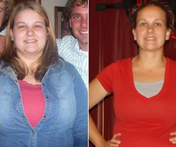 I Lost Weight: A Family Picture On Facebook Inspired Melody Millay To Lose 100 Pounds