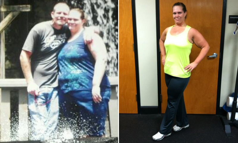 I Lost Weight: Michelle Howard Wanted To Teach Her ...
