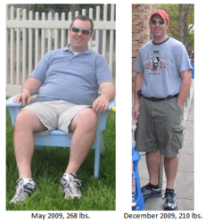 Great success story! Read before and after fitness transformation stories from women and men who hit weight loss goals and got THAT BODY with training and meal prep. Find inspiration, motivation, and workout tips | Keeping Your Eyes on the Prize