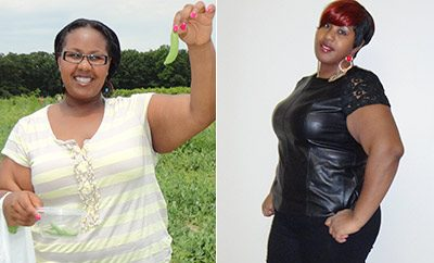 50 Pounds Lost: Nijah Ends the Diet Cycle With Satisfying Meals