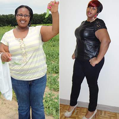 Great success story! Read before and after fitness transformation stories from women and men who hit weight loss goals and got THAT BODY with training and meal prep. Find inspiration, motivation, and workout tips | 50 Pounds Lost: Nijah Ends the Diet Cycle With Satisfying Meals