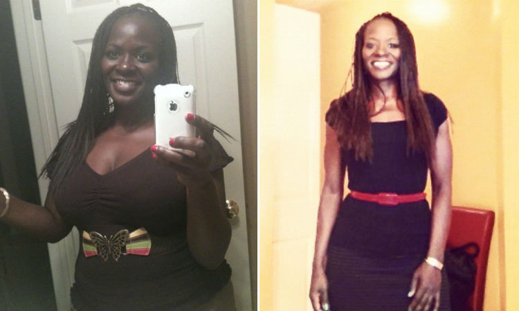 Great success story! Read before and after fitness transformation stories from women and men who hit weight loss goals and got THAT BODY with training and meal prep. Find inspiration, motivation, and workout tips | I Lost Weight: Pamela D. Cut Out Processed Foods And Lost Nearly 80 Pounds