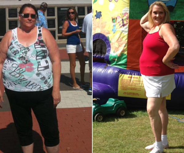 I Lost Weight: Patti Pollock Discovered A Love Of Zumba And Lost 95 Pounds