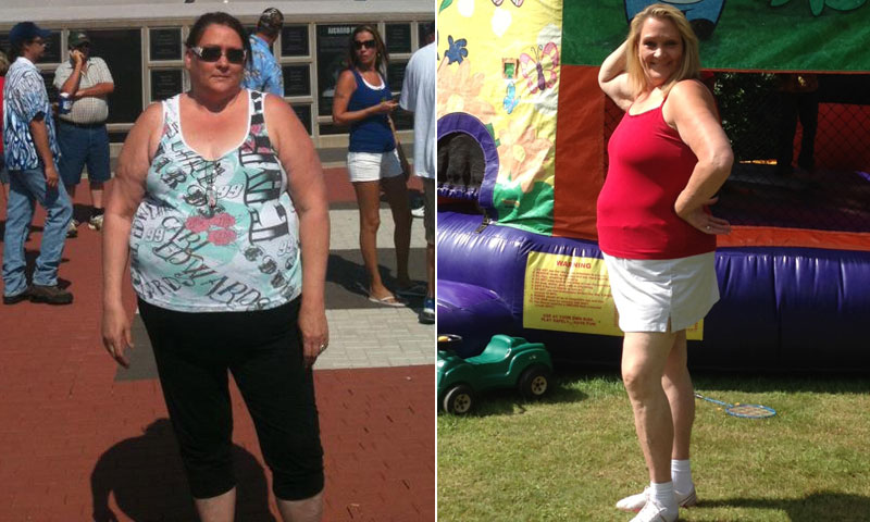 Great success story! Read before and after fitness transformation stories from women and men who hit weight loss goals and got THAT BODY with training and meal prep. Find inspiration, motivation, and workout tips | I Lost Weight: Patti Pollock Discovered A Love Of Zumba And Lost 95 Pounds