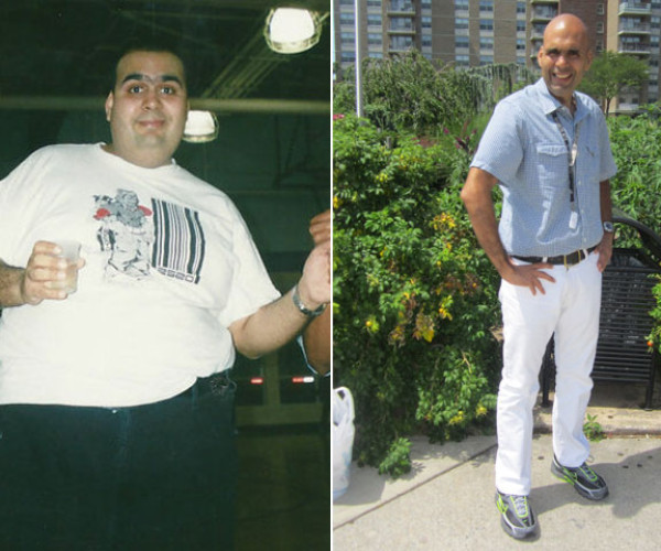 In Hopes Of Building A Better Life, Pedro Gomez Jr. Lost 232 Pounds