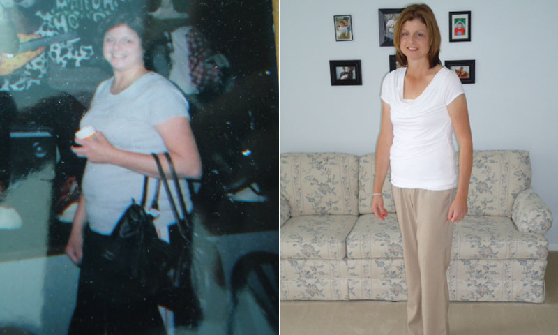 Great success story! Read before and after fitness transformation stories from women and men who hit weight loss goals and got THAT BODY with training and meal prep. Find inspiration, motivation, and workout tips | I Lost Weight: Peg Bradford Started Counting Her Steps And Lost 70 Pounds