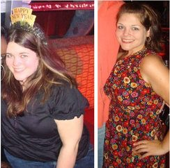 91 Pounds Lost:  Happier Than I've Ever Been