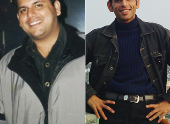110 Pounds Lost: Slow Changes Helped Rishi Stay Slim for More Than A Decade!