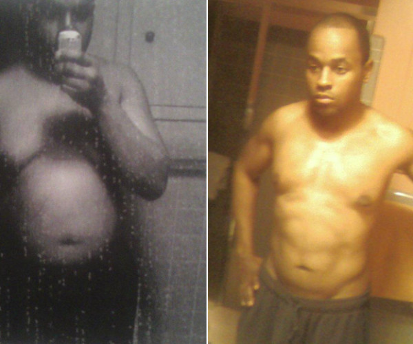 I Lost Weight: Robert Davis Became A Marathoner And Lost 70 Pounds