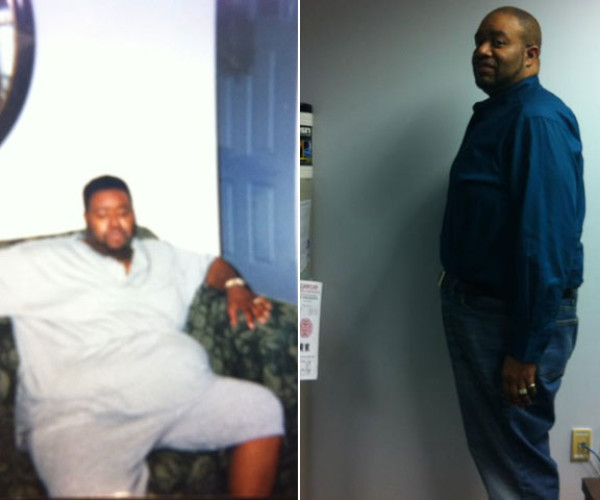 A Health Scare Motivated Recording Artist Robert E. Jones To Lose 218 Pounds