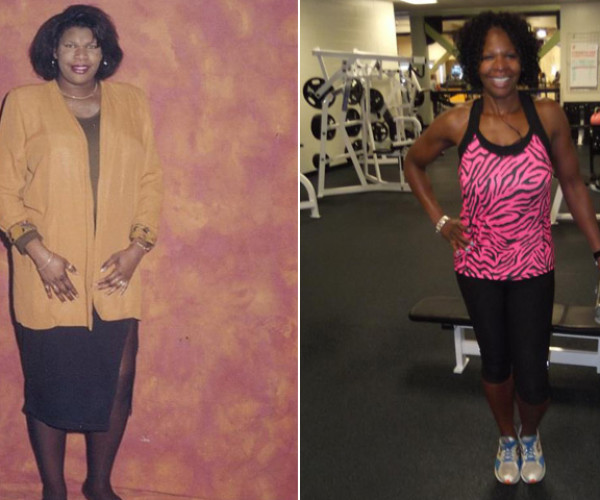 I Lost Weight: Rosie Rose Coates Found Running Therapeutic And Lost More Than 100 Pounds