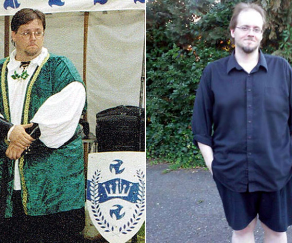 I Lost Weight: After A No-Nonsense Doctor's Warning, Ryan Cope Lost 193 Pounds