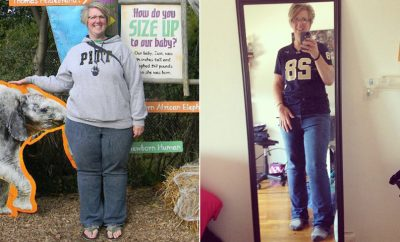 I Lost Weight: Samantha Crossley Lost More Than 90 Pounds With The Help Of Two Apps