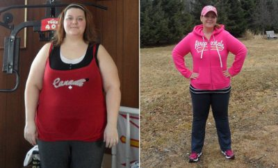 I Lost Weight: Sara Bown Made Lasting Changes And Lost 80 Pounds (So Far)