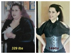 How Changing My Mindset Helped Me Lose 185 Pounds