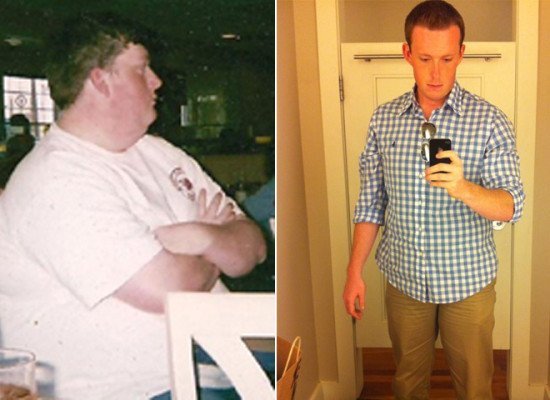 I Lost Weight: After An Embarrassing Drive-Thru Encounter, Shawn Tyler Weeks Lost 134 Pounds