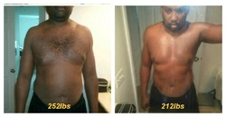 Great success story! Read before and after fitness transformation stories from women and men who hit weight loss goals and got THAT BODY with training and meal prep. Find inspiration, motivation, and workout tips | Reversing Diabetes Through Weight Loss