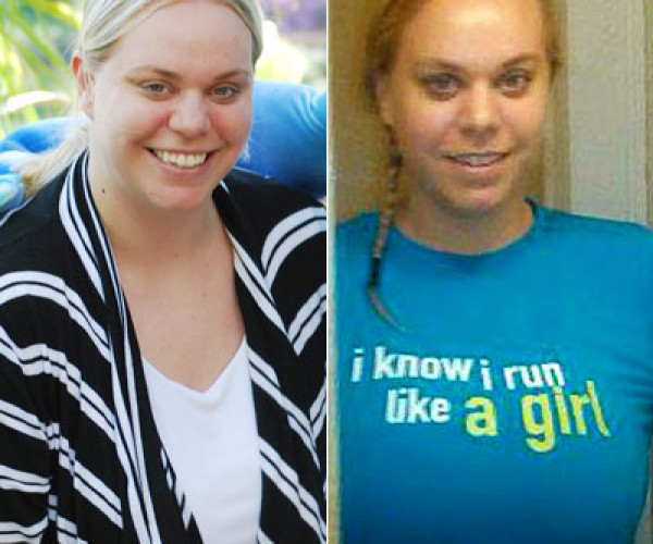 70 Pounds Lost: Stephanie Lives in the Moment and Gets Fit
