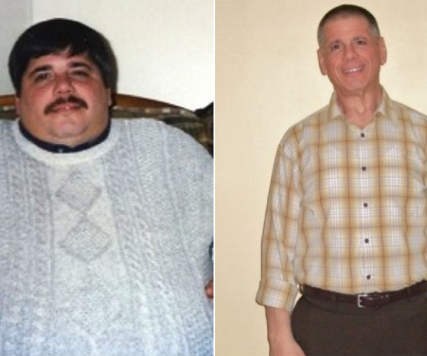 I Lost Weight: Stephen Mariani Visualized Success And Lost 291 Pounds