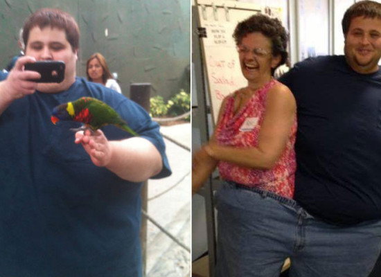 At 600 Pounds With His Mobility Decreasing, Stephen Pagano Decided It Was Time For A Change