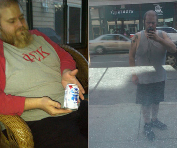 After Losing His Father To Diabetes, Steve Weirich Dropped 90 Pounds
