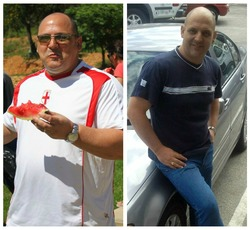 Great success story! Read before and after fitness transformation stories from women and men who hit weight loss goals and got THAT BODY with training and meal prep. Find inspiration, motivation, and workout tips | Buzzing with Energy