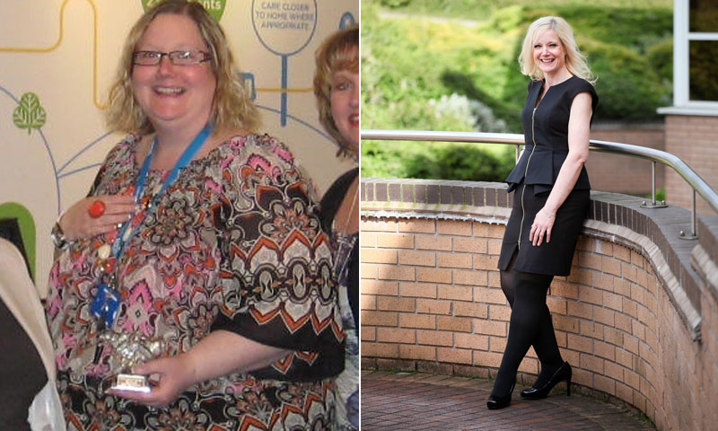 Great success story! Read before and after fitness transformation stories from women and men who hit weight loss goals and got THAT BODY with training and meal prep. Find inspiration, motivation, and workout tips | I Lost Weight: Sue Thompson Found An Eating Plan That Worked And Lost 227 Pounds