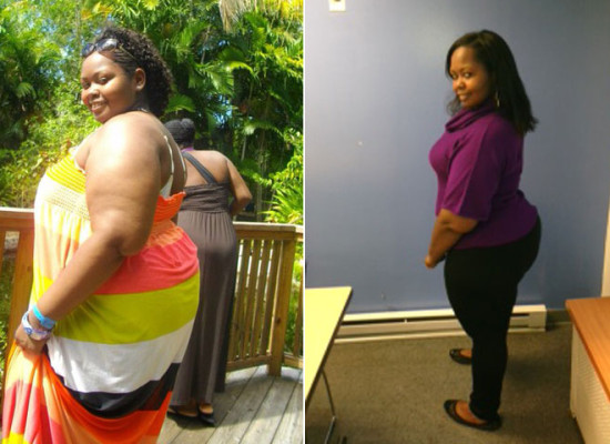 Despite Thinking She Was 'Meant To Be Big', Tanisha Williams Lost More Than 100 Pounds