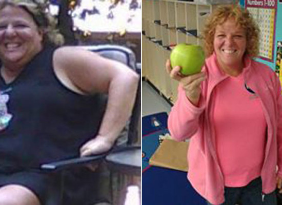 I Lost Weight: Theresa Ahearn Fell In Love With Zumba And Lost 107 Pounds