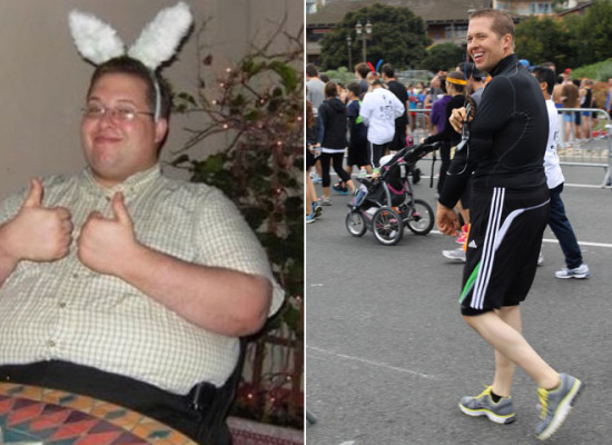 I Lost Weight: Tim Bauer Cut Out Fast Food And Sugar And Lost 225 Pounds