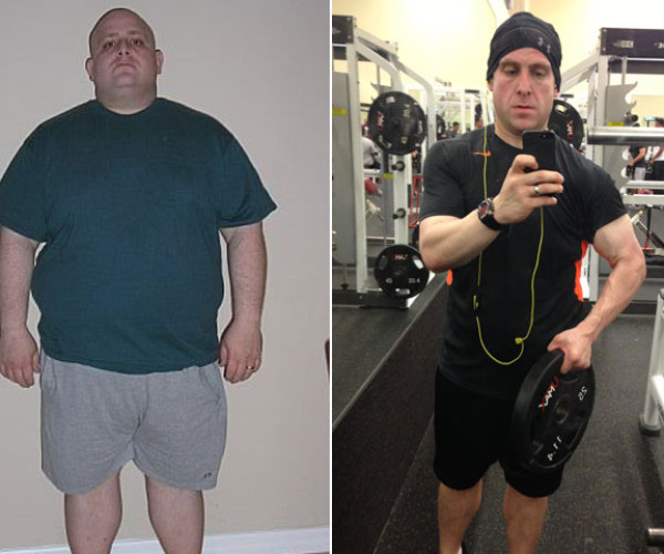 Tony Posnanski Lost 225 Pounds For His Family
