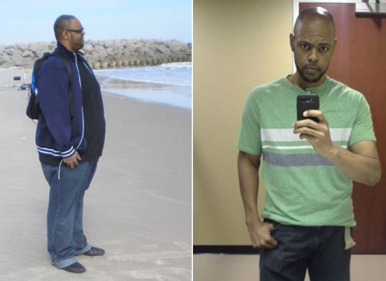I Lost Weight: A Doctor Visit Inspired Truitt O'Neal To Lose 154 Pounds