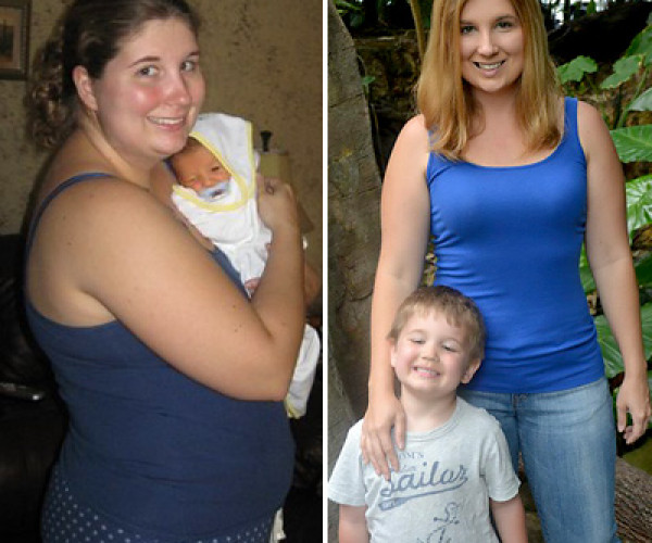 69 Pounds Lost: Wendy Snacks Smart