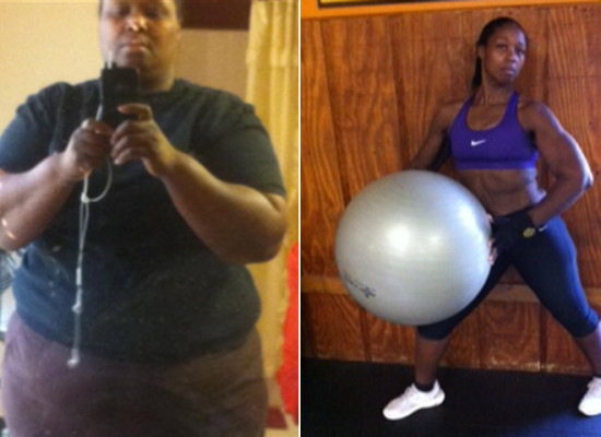 I Lost Weight: Wiltrina Jones Lost More Than 200 Pounds And Is Training For A Fitness Competition