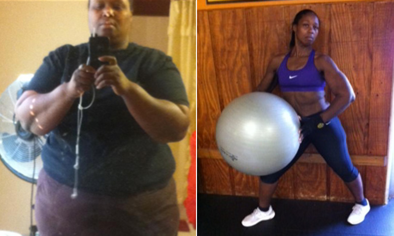 Great success story! Read before and after fitness transformation stories from women and men who hit weight loss goals and got THAT BODY with training and meal prep. Find inspiration, motivation, and workout tips | I Lost Weight: Wiltrina Jones Lost More Than 200 Pounds And Is Training For A Fitness Competition