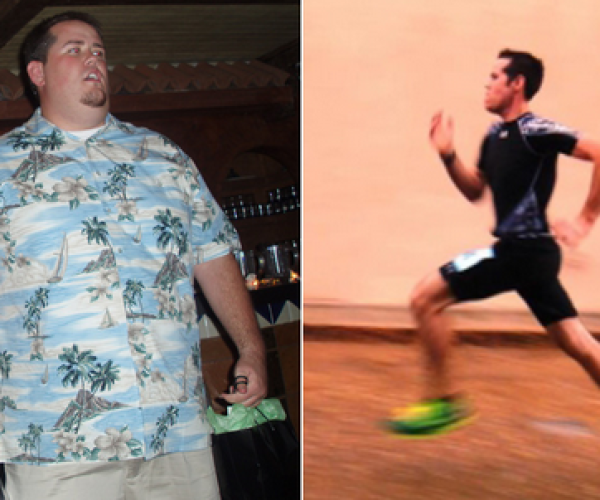 I Lost Weight: Zachary Lost 165 Pounds And Plans To Complete An Ironman