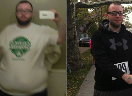 Inspired By A Visit To Fenway Park, Scott Sewell Lost 140 Pounds