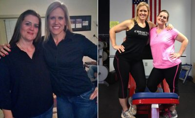 Friends Nancy And Sara Lost Nearly 400 Pounds Together
