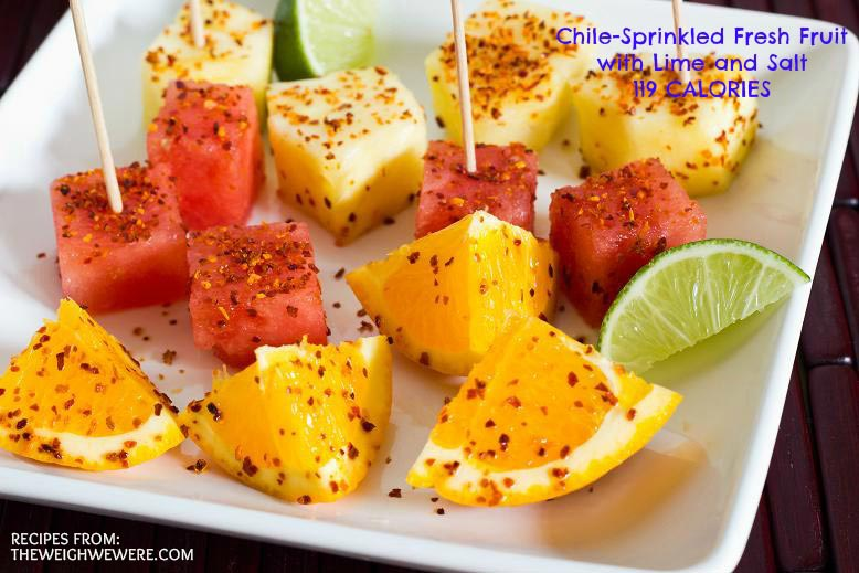 Great success story! Read before and after fitness transformation stories from women and men who hit weight loss goals and got THAT BODY with training and meal prep. Find inspiration, motivation, and workout tips | Chile Sprinkled Fresh Fruit with Lime and Salt   119 Calories