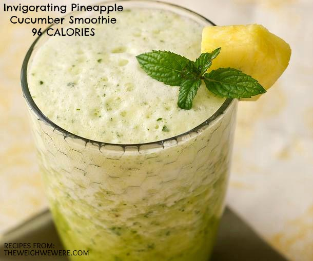 Great success story! Read before and after fitness transformation stories from women and men who hit weight loss goals and got THAT BODY with training and meal prep. Find inspiration, motivation, and workout tips   Invigorating Pineapple Cucumber Smoothie    96 Calories