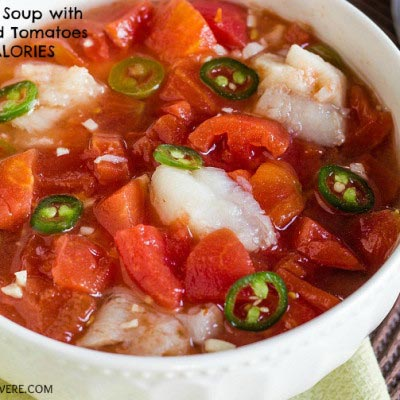 Spicy Fish Soup with Cumin and Tomatoes – 246 Calories
