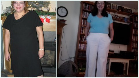 Great success story! Read before and after fitness transformation stories from women and men who hit weight loss goals and got THAT BODY with training and meal prep. Find inspiration, motivation, and workout tips | I lost weight for good at age 58!