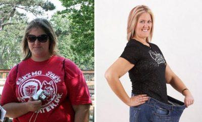 A 100 Pound Zumba Transformation!!