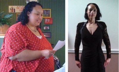 I lost weight and gained my life