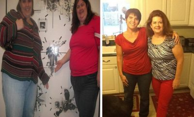 Military wives lose almost 300 pounds