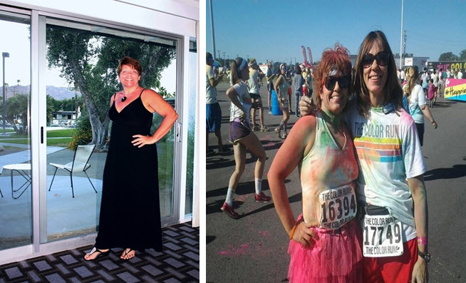 Great success story! Read before and after fitness transformation stories from women and men who hit weight loss goals and got THAT BODY with training and meal prep. Find inspiration, motivation, and workout tips | From Back Row to Black Belt