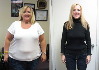 No limits: Bariatric surgery re-energizes Michigan woman
