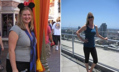 San Diego lawyer sheds 100 pounds in a year